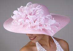 Now thats a hat, can I have one please!