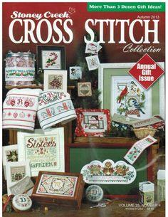 Cross Stitch Magazines, Cross Stitch Books, Cross Stitch Patterns, Christmas Cross, Diy Christmas Ornaments, Christmas Patterns, Arts And Crafts, Paper Crafts, Cross Stitch Collection