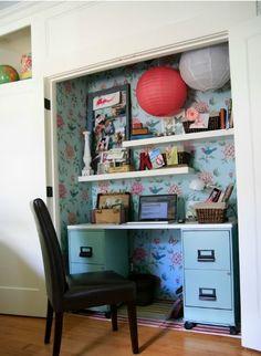 Wardrobe office