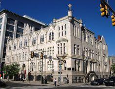 Roman Catholic High School - Wikipedia, the free encyclopedia, Hallahan's Brother School.