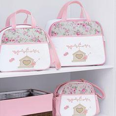 Dica para as mamães: a praticidade do kit de bolsa
