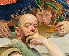 Jacek Malczewski: Autoportret z meduzą. Autoportret ze śmiercią. Finis Poloniae