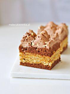 Polish Recipes, Polish Food, Food Cakes, Tiramisu, Banana Bread, Cake Recipes, Sweets, Food And Drink, Baking