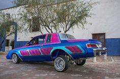 BIKERS/KUSTOM/MEETING/MUSIC....: préparation lowrider: 1982 buick regal