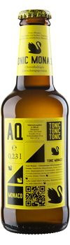 Tonic water ginfusion