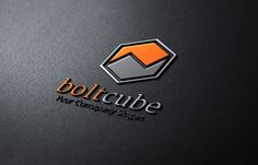 Bolt Cube by Super Pig Shop on @creativemarket