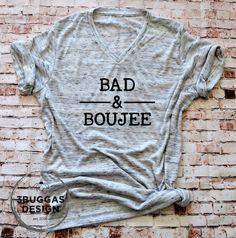 Bad and Boujee/Kinda Classy Kinda Hood/kinda by 3BuggasDesign