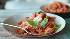 This classic tomato sauce is the base to so many dishes and can be adapted to make many different variations. Simplicity at its finest.