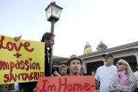 Santa Cruz parents, children march to City Hall in call for action against crime - Santa Cruz Sentinel