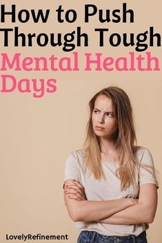 11 Ways To Get Through A Bad Mental Health Day Do you ever have bad mental days where it feels like nothing is going right in your life? Learn what to do during bad mental health days. These 11 tips will help you stay sane and positive during the toughest Mental Health Resources, Mental Health Day, Mental Health Disorders, Stress Disorders, Mental Health Awareness, Anxiety Disorder, Deal With Anxiety, Anxiety Tips, Health