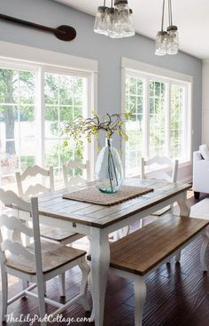 August  October 2014 Paint Colors  Benjamin Moore Paint Ideas Mesmerizing 2014 Dining Room Colors Decorating Inspiration
