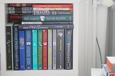 My favorite fantasy writer? Neil Gaiman. Without a doubt.