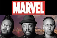 """The Black Eyed Peas are creating an original graphic novel called """"Masters of the Sun -- The Zombie Chronicles,"""" which will be distributed by Marvel Comics"""