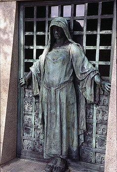 Pere Lachaise Cemetery- Paris, France