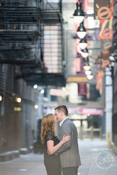 Engagement session Chicago