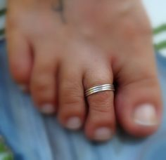 sterling silver 925 knuckle Ring yellow color Bead and wire knuckle ring T74