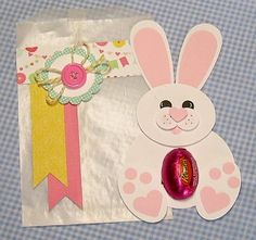 Punch Bunnies! by !Beth! - Cards and Paper Crafts at Splitcoaststampers