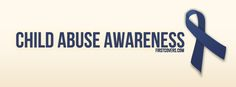 Child Abuse Awareness Facebook cover