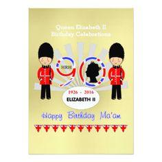 Portrait Of Queen Elizabeth II By Jade Pinnock Portraits - Childrens birthday cards for the queen