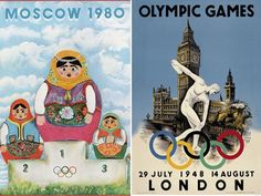 Olympic Posters!