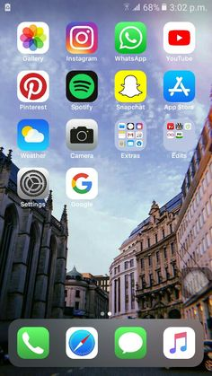 23 New Ideas For Wallpaper Phone Inspiration Life Desktop Wallpapers Iphone Home Screen Layout, Lock Screen Wallpaper Iphone, Iphone Homescreen Wallpaper, Iphone App Layout, Desktop Wallpapers, Iphone 7 Tumblr, Pixie Faux Hawk, Organize Apps On Iphone, Iphone 7 Apps