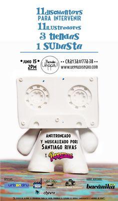 #JornadaIlustrada Alcohol, 1, Santiago, Auction, Tents, Rubbing Alcohol, Liquor