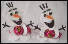 porta dulces de fomi7