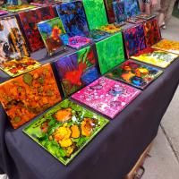 Recapping Art In the Park - Arts All Around - June 2014