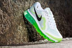 NIKE WMNS AIR MAX 2014 (WHITE/ GREEN) | Sneaker Freaker