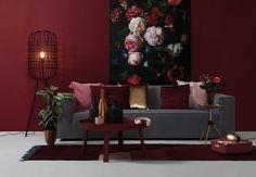 13 Beste Ideeen Over Rood Interieur Rode Muren Rood Interieur Rode Muren Interieur