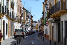 Calle Alfarería, Triana, Sevilla.