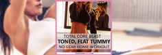 🏋️‍♀️ Total Core Flat Tummy Blast – This Home Workout Gets You Ripped! Wait Til You See The Results..