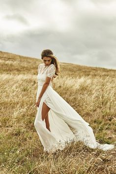 The new Untamed Romance Collection from Grace Loves Lace is filled with luxurious and chic wedding dresses that are perfect for destination weddings! | See more on http://www.youmeantheworldtome.co.uk/grace-loves-lace-untamed-romance-collection/
