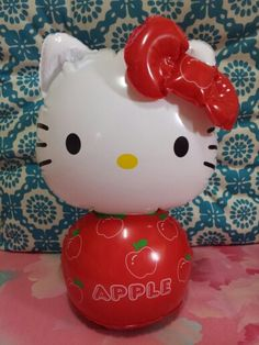 Hello Kitty punching toy