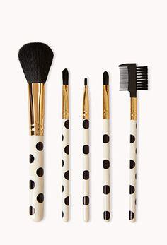 This brush set.