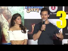 A FLYING JATT trailer launch | Tiger Shroff, Jacqueline Fernandez, Nathan Jones | PART 3