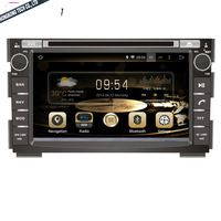Newest 1024*600 Quad Core 16G 7'' Pure Android 5.1.1 Car DVD Stereo Radio for KIA CEED 2006-2012 GPS free map