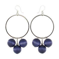 Huvitus earrings-Aarikka