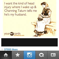 Oh yessss please.....❤Channing