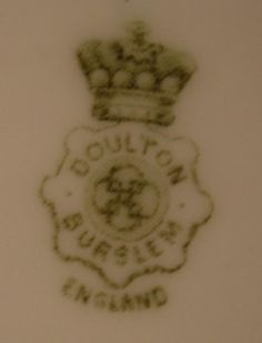 Pottery and Porcelain Marks: Doulton & Co.