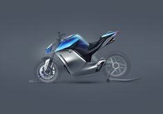 Motorcycle design - free time sketches on Behance