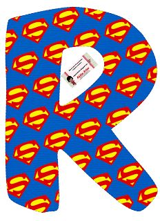 Superman, Superhero Party, Diy And Crafts, Blog, Wonder Woman, Lettering, Cards, Character, Alphabet