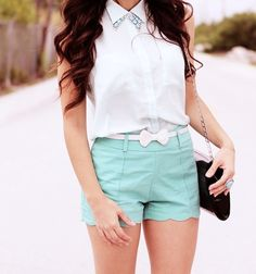 Super simple and super cute bow outfit to die for