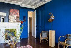Квартира Херардо Руиса Муси, Париж