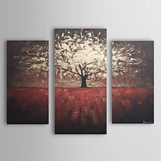 Hand-painted Landscape Oil Painting w...