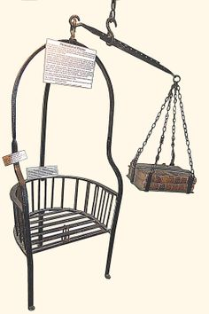 Haunted Ohio Books This is the official website of the Haunted Ohio series and the Ghosts of the Past series by Ohio author Chris Woodyard . Bagging a Witch in Ohio A witch-weighing chair from the Museum of Witchcraft, Boscastle, Cornwall Witchcraft History, Witch History, Wicca, Magick, Pagan, Hunter Tools, Season Of The Witch, Artist Brush, Hanging Chair