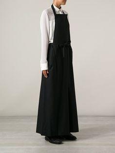 Yohji Yamamoto Vintage 'apron skirt' 팬츠