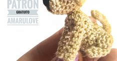 Blog sobre amigurumis y manualidades Perro Labrador Golden, Perros Golden Retriever, Fingerless Gloves, Arm Warmers, Crochet Necklace, Blog, Angeles, Knitted Animals, Pet Dogs