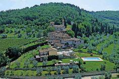 Borgo Sicelle - the property