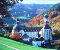 St. Trudpert im Münstertal bei Staufen, DE